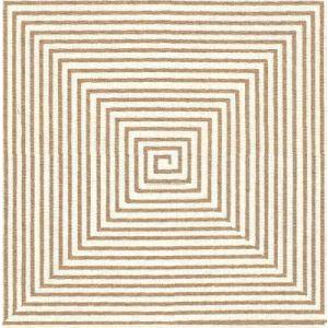BORDERED-416 Gilt Kravet Fabric