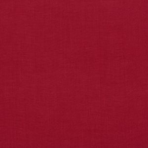 BF10693-450 ESSENTIAL LINEN Red GP & J Baker Fabric