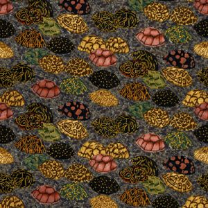 GWF-3400-437 STAR OF INDIA Multi Groundworks Fabric