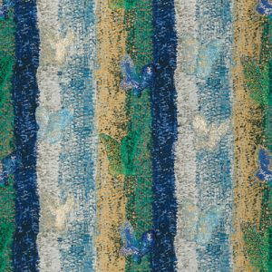 GWF-3402-356 FRITILLERY Blue Green Groundworks Fabric