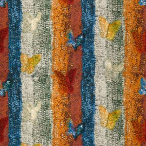 GWF-3402-953 FRITILLERY Multi Groundworks Fabric