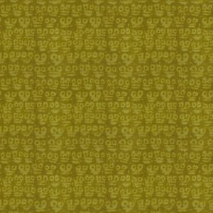 GWF-3403-23 GUARDIANS Pea Groundworks Fabric