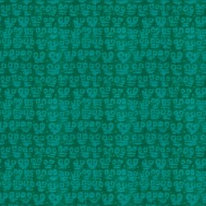 GWF-3403-53 GUARDIANS Teal Groundworks Fabric