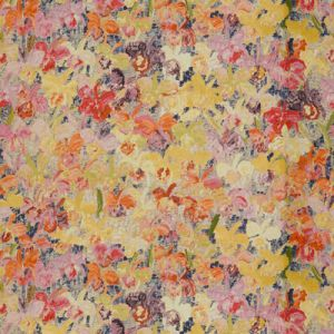 GWF-3406-740 CATELAYAS Pink Yellow Groundworks Fabric