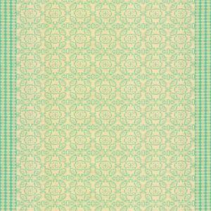 GWF-3506-13 MAZE Aqua Groundworks Fabric