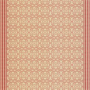 GWF-3506-7 MAZE Cerise Groundworks Fabric