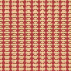 GWF-3507-7 DIAMOND Cerise Groundworks Fabric