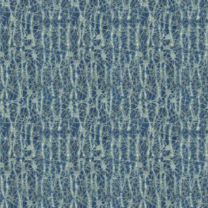 GWF-3513-15 ORGANIC Blues Groundworks Fabric