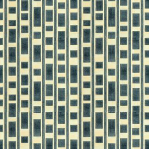 GWF-3514-5 RESOLUTION Blue Groundworks Fabric