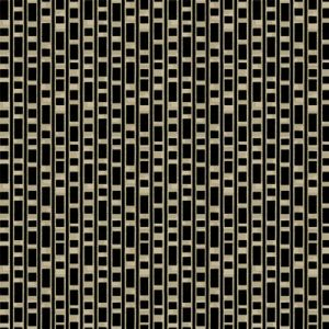GWF-3514-8 RESOLUTION Ebony Groundworks Fabric