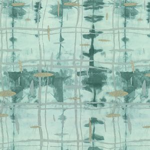 GWF-3516-13 CROSSROADS Mist Groundworks Fabric
