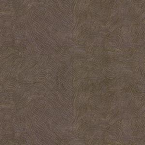GWF-3704-10 CLUSTER VELVET Plum Frost Groundworks Fabric