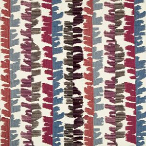 GWF-3709-1011 FRACTAL VELVET Mauve Grey Groundworks Fabric