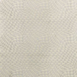 GWF-3725-111 IONIC Salt Silver Groundworks Fabric