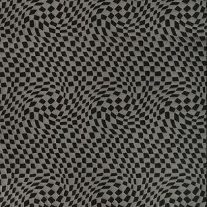 GWF-3725-118 IONIC Ash Noir Groundworks Fabric
