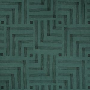GWF-3726-358 PASTICHE Spruce Jet Groundworks Fabric
