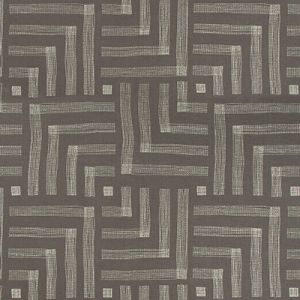 GWF-3726-811 PASTICHE Mocha Cream Groundworks Fabric