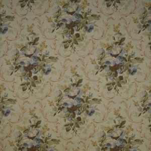 LCF19732F COTTAGE ROSE Prairie Blue Ralph Lauren Fabric