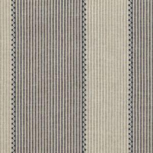 LCF65240F CARLEIGH EMB TICKING Denim Ralph Lauren Fabric