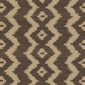 LCF65615F COLONSAY IKAT Sepia Ralph Lauren Fabric