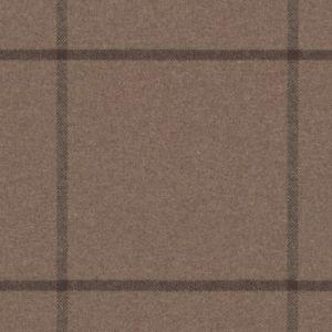 LCF65787F WESTCLIFF TATTERSAL Chestnut Ralph Lauren Fabric