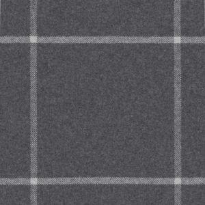 LCF65789F WESTCLIFF TATTERSAL Charcoal Ralph Lauren Fabric