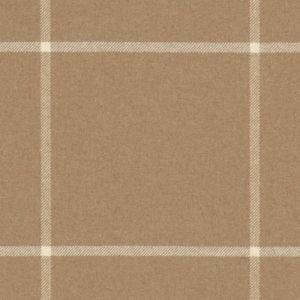 LCF65792F WESTCLIFF TATTERSAL Camel Ralph Lauren Fabric