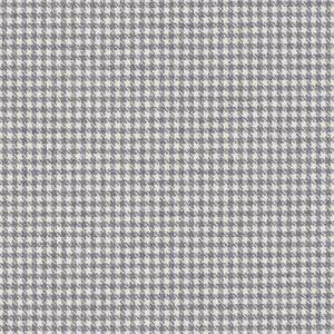 LCF65795F ELLWOOD HOUNDSTOOTH Grey Flannel Ralph Lauren Fabric