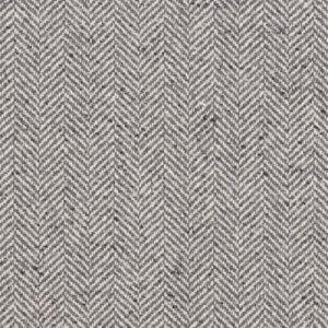 LCF65809F STONELEIGH HERRINGBN Grey Flannel Ralph Lauren Fabric