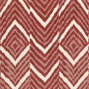 LCF66009F RIMBA IKAT Madder Ralph Lauren Fabric