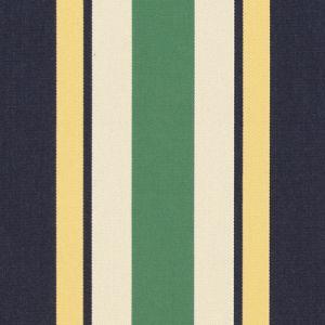 LCF66398F DOCK LANDING STRIPE Harbor Green Ralph Lauren Fabric