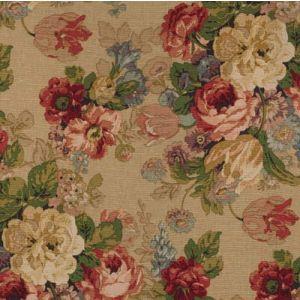 LFY09530F PERGOLA FLORAL Tea Ralph Lauren Fabric