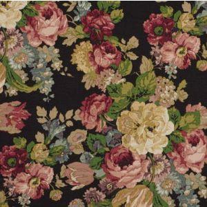 LFY09531F PERGOLA FLORAL Black Ralph Lauren Fabric