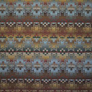 LFY50000F TRIBAL FAIR BLANKET Canyon Ralph Lauren Fabric