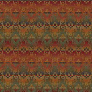 LFY50001F TRIBAL FAIR BLANKET Mesa Ralph Lauren Fabric