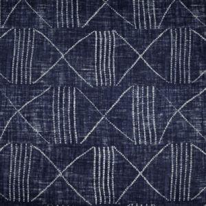 LFY50034F LAGOS Indigo Ralph Lauren Fabric