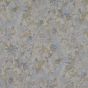 LFY50102F GARDINER'S BAY FLORA Seaglass Ralph Lauren Fabric