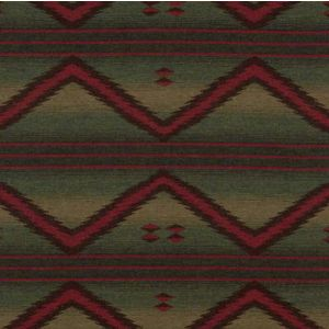 LFY64178F SACRED MOUNTAIN BLANKET Spruce Ralph Lauren Fabric