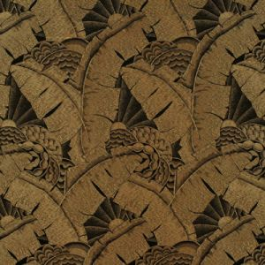 LFY64886F COCO DE MER Tarnished Gold Ralph Lauren Fabric