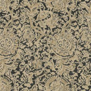 LFY65650F ARJUNA FLORAL Ebony Ralph Lauren Fabric
