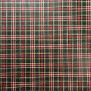 LWP62187W ETHAN TARTAN Crimson Ralph Lauren Wallpaper