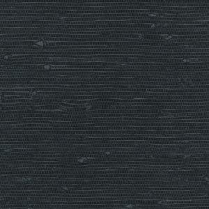 LWP65367W IONIAN SEA LINEN Onyx Ralph Lauren Wallpaper