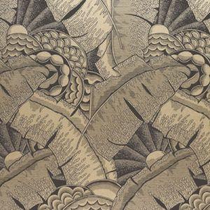 LWP65406W COCO DE MER Tarnished Gold Ralph Lauren Wallpaper
