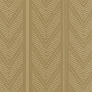 LWP66213W ONYX CLUB STRIPE Gold Ralph Lauren Wallpaper