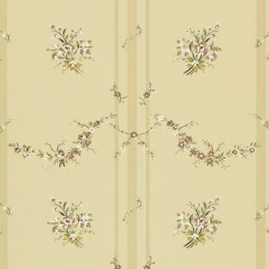 LWP66228W TUILLERIES STRIPE Tea Ralph Lauren Wallpaper