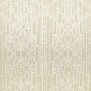 LWP66979W BRANDT GEOMETRIC Cream Ralph Lauren Wallpaper