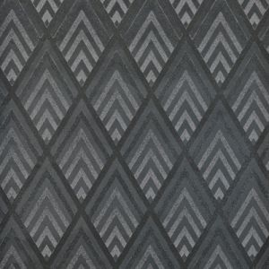 LWP66999W JAZZ AGE GEOMETRIC Charcoal Ralph Lauren Wallpaper