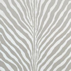 LWP67004W BARTLETT ZEBRA Pearl Grey Ralph Lauren Wallpaper