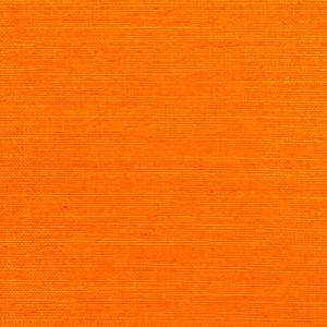 LWP68053W MARIN WEAVE Tangerine Ralph Lauren Wallpaper