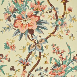 LWP68580W YARMOUTH FLORAL Virginia Rose Ralph Lauren Wallpaper